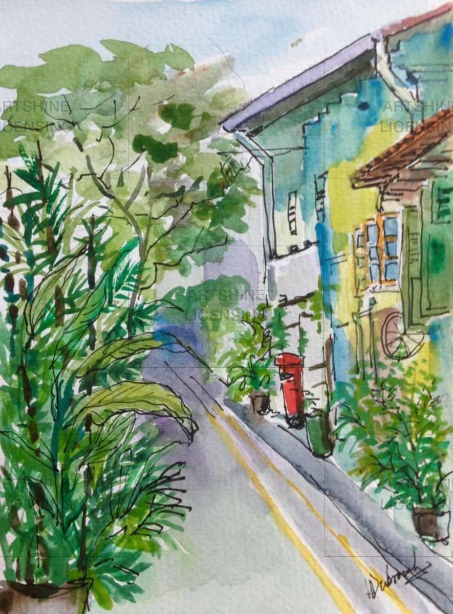 Hadji Lane - SINGAPORE