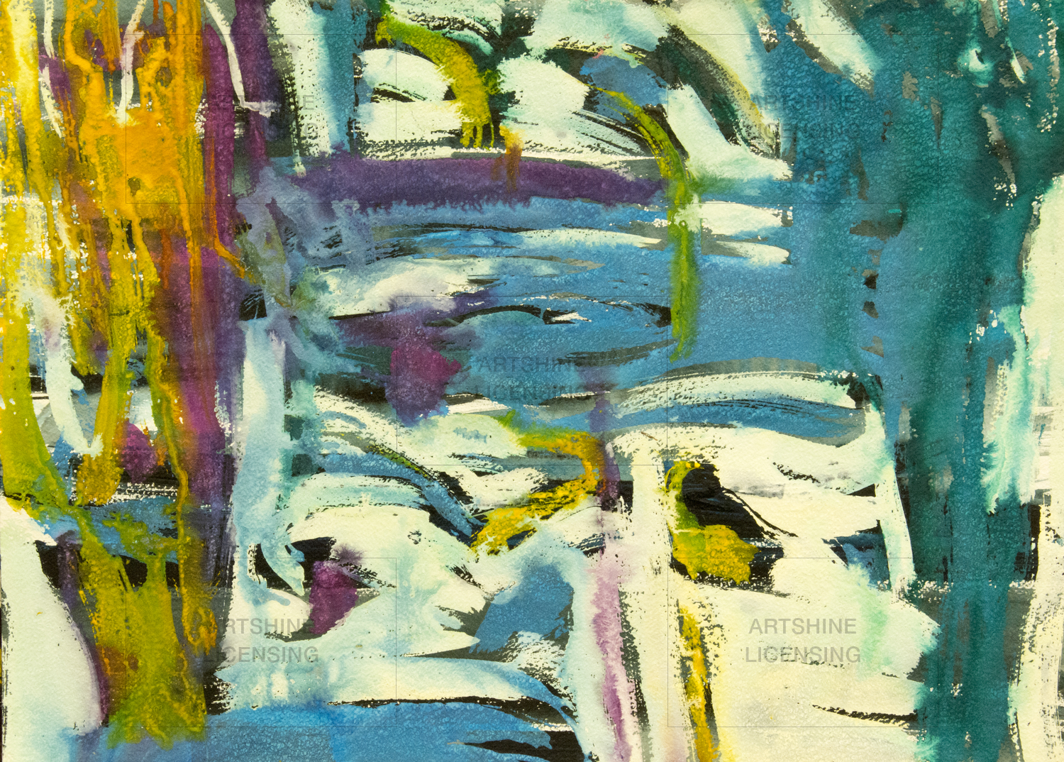 Abstract # 7 - Summer Love