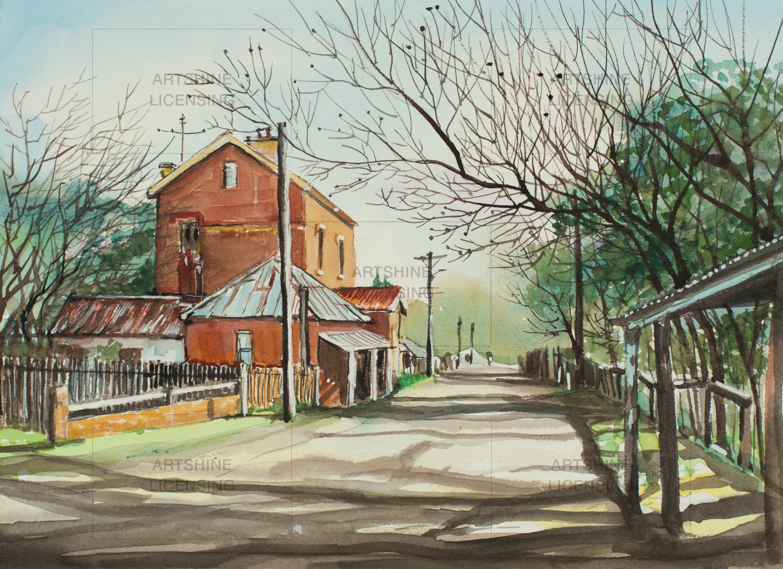 Sofala - NSW, AUSTRALIA