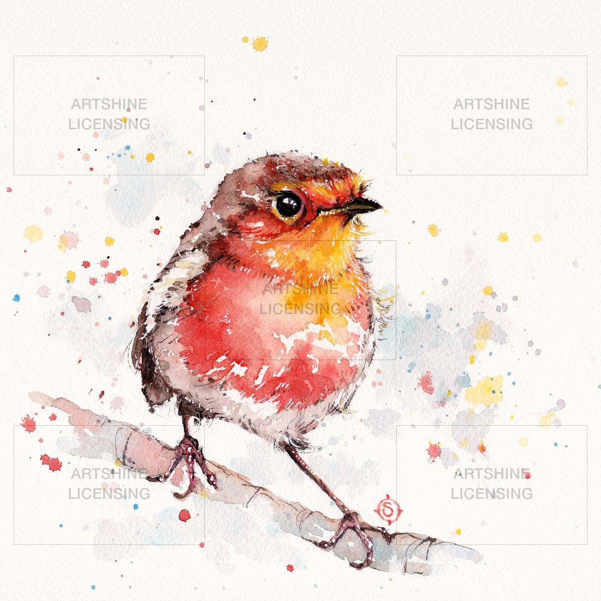 Adventure Awaits [Baby Robin Red Breast]