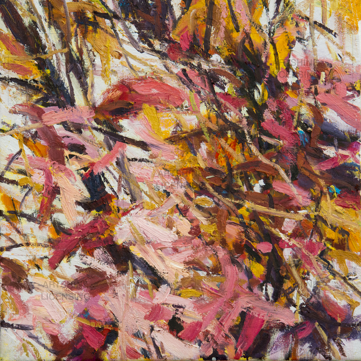 Autumn # 8 - Pink Autumn