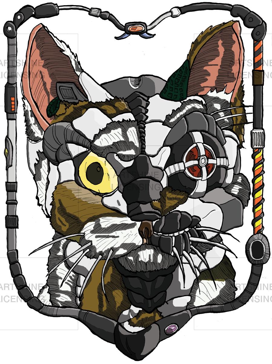 Mechanicals Cat