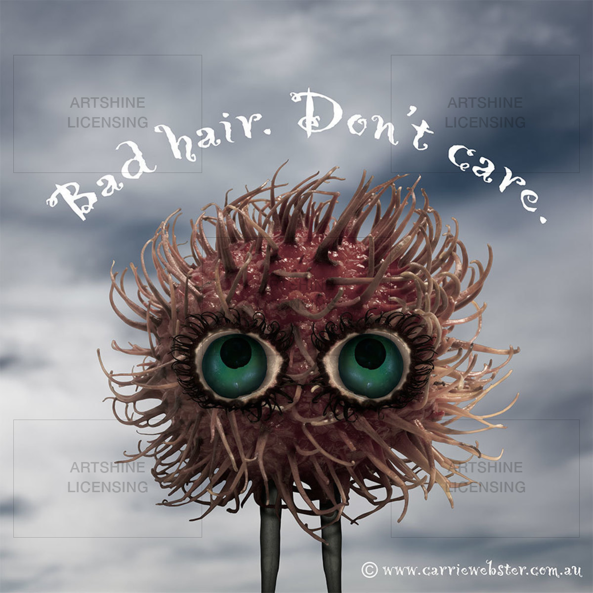 Bad Hair Don't Care