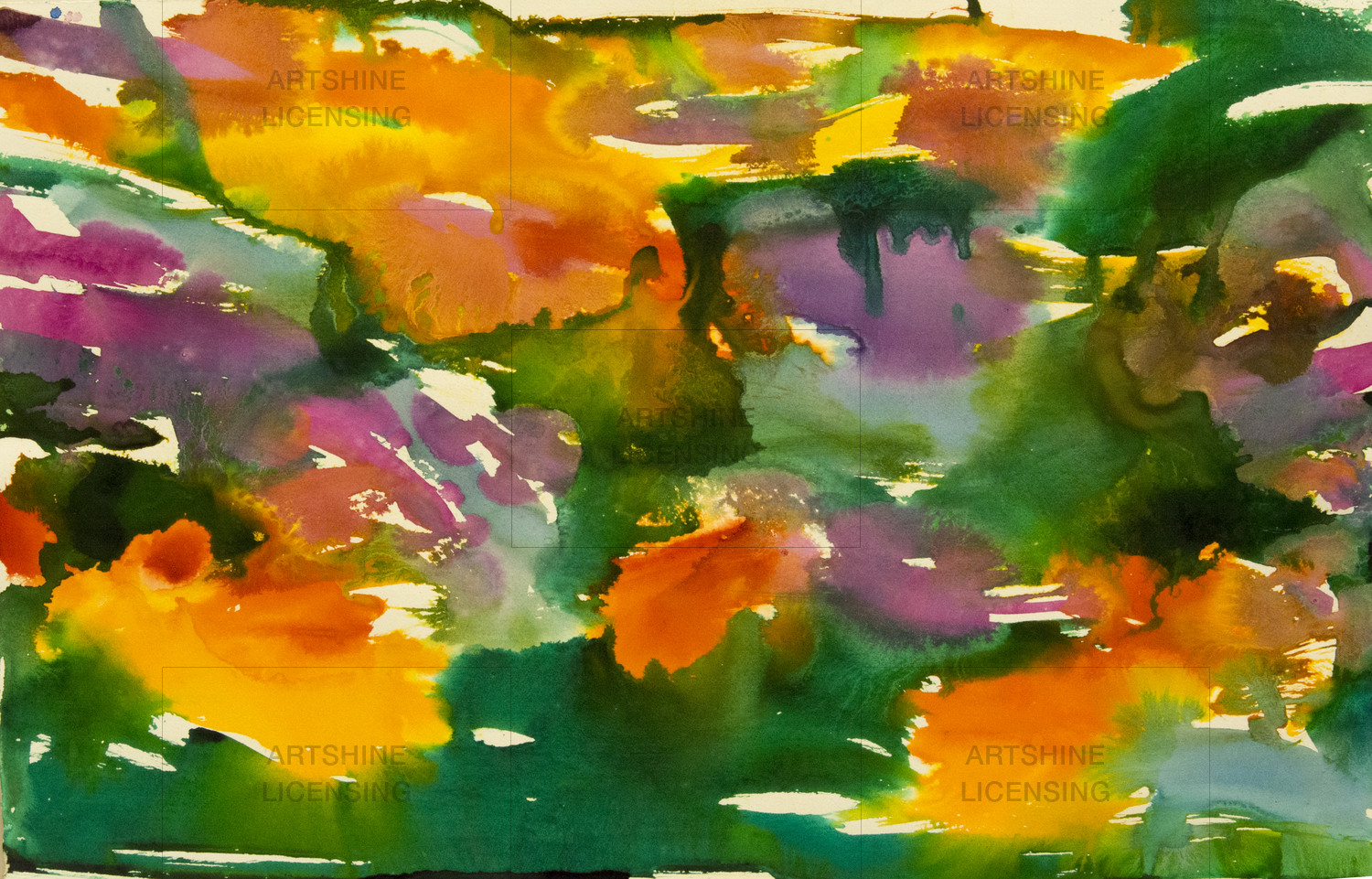 Abstract # 4 - Garden Tapestry