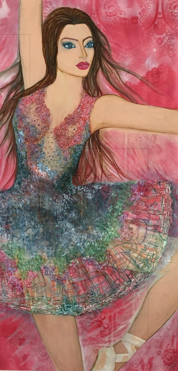 Ballerina # 2