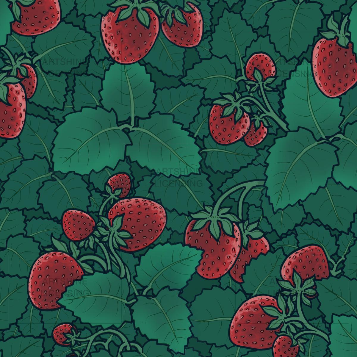 Strawberries #01
