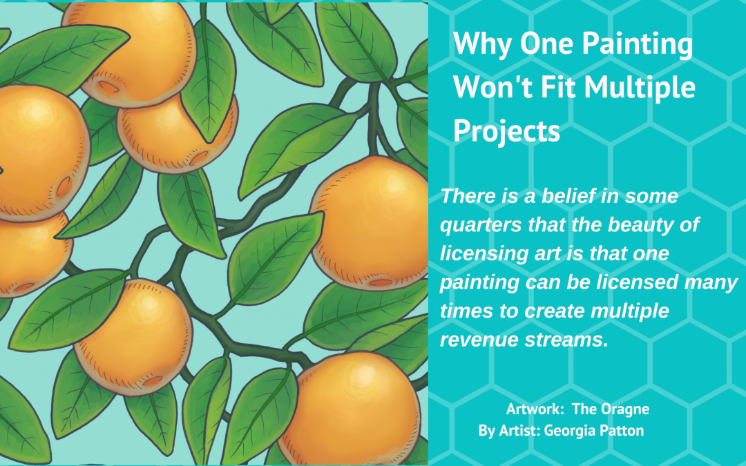 Why One Painting Won't Fit Multiple Projects