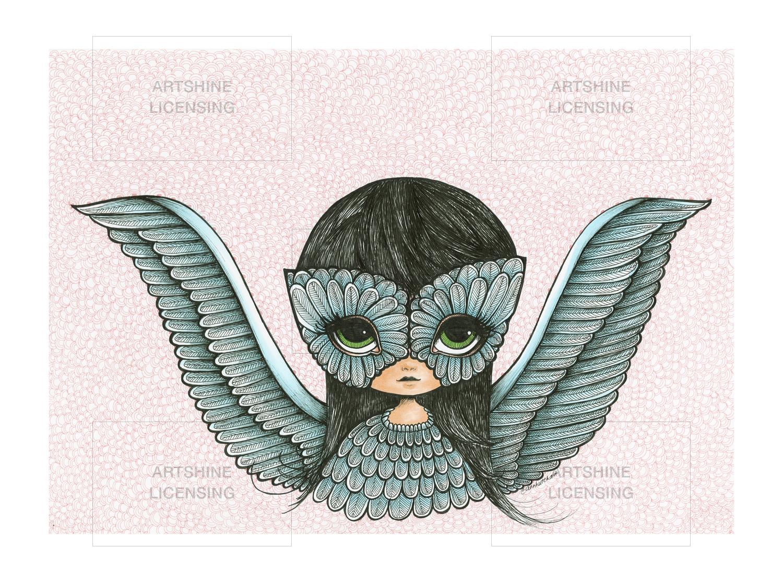 """""""Bird Girl """""""