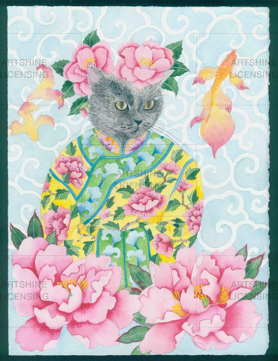 Little Empress - The Cat
