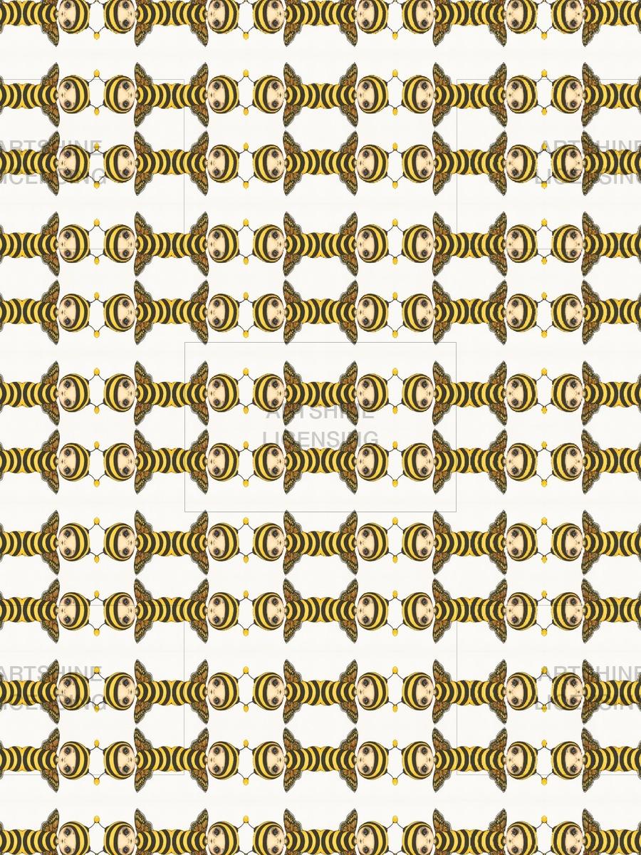 BeeGirl Pattern 2