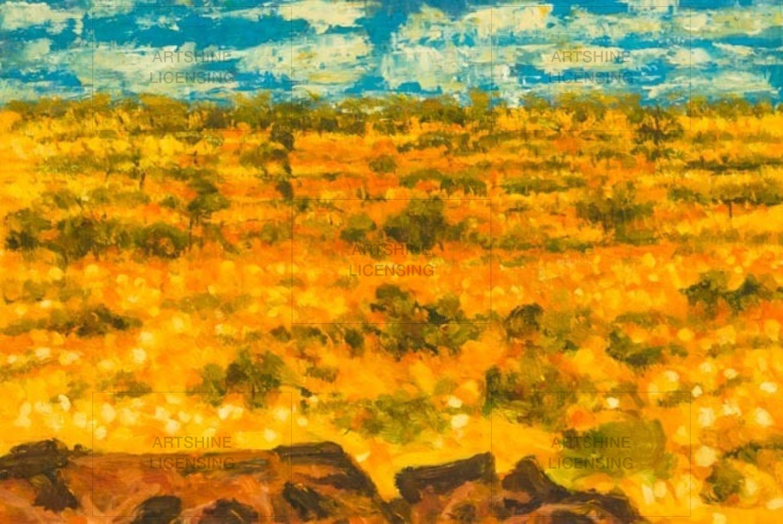 the plains - landscape 10